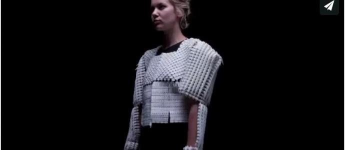 Israël: les vêtements imprimés 3D qui protègent les femmes des agressions