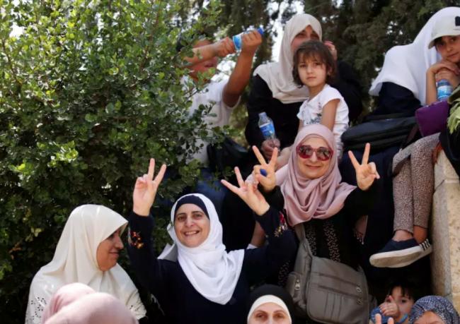 Moins d'un cinquième des femmes palestiniennes font partie de la population active
