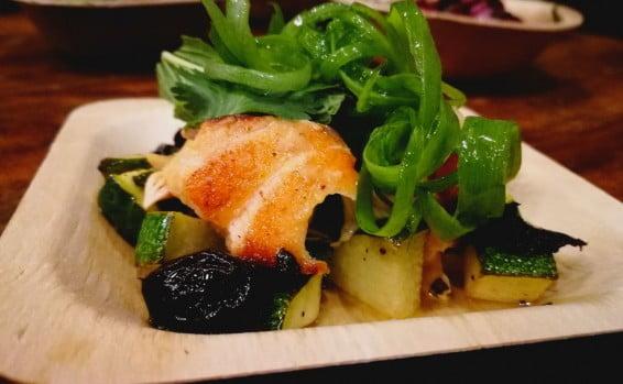 Israël: un repas gastronomique dans le train Haifa-Tel Aviv
