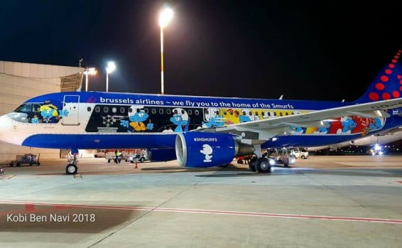Israël, Bar Refaeli et les dix plus beaux avions décorés du monde