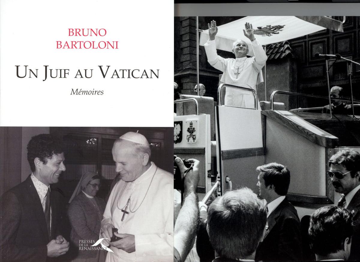 Un Juif au Vatican de Bruno Bartoloni