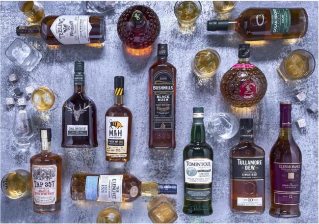 Israël accueille un événement mondial de dégustation de whisky