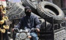 Plus de pneus pour Gaza