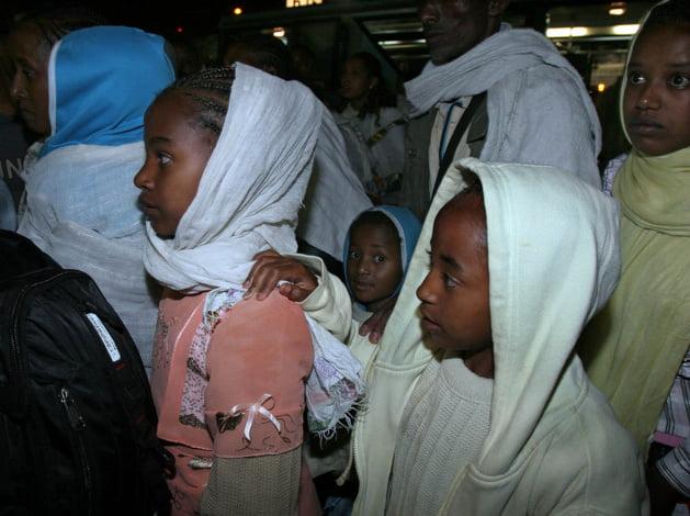 Les Juifs d'Ethiopie l'héritage du roi Salomon et de la reine de Saba,