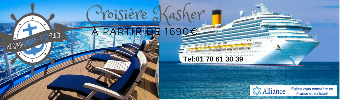 croisière Costa Kasher