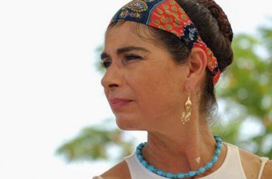 """Hamutal Gouri, une des leaders fondatrices de Women Wage Peace, affirme que le mouvement féministe en Israël """"a appris énormément de choses de la part d'activistes juifs américains."""""""