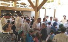 Un nombre record de Juifs visitent le Mont du Temple à la fin de la Pâque