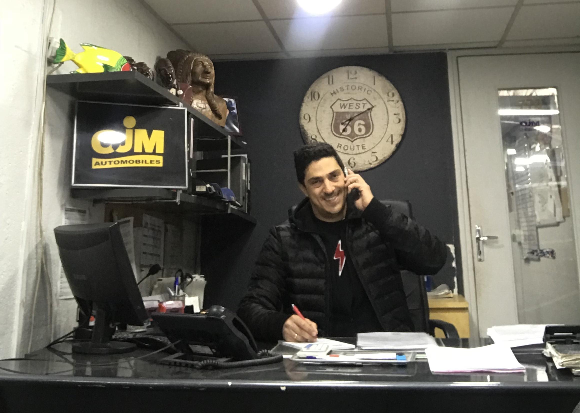 OJM Automobiles objectif zéro dépense pour ses clients
