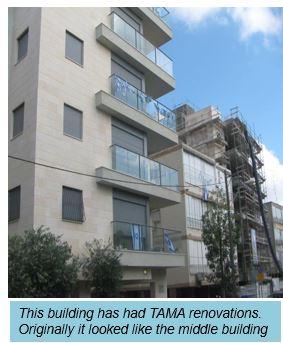Pinouy Binouy et tama 38 l'immobilier en Israel