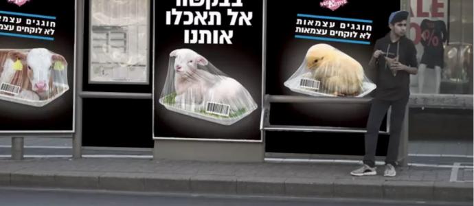 Israël: Vegan Friendly réclame aussi l'Indépendance pour les animaux