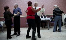 Un café en Israël réunit des survivants de l'Holocauste
