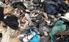 Gaza: cette semaine, lancer de vieilles chaussures