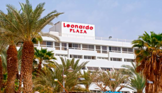 Le Leonardo Plaza, un hôtel de la chaîne Fattal