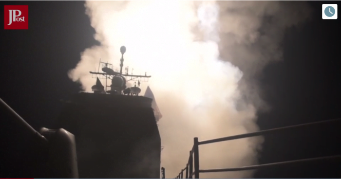 Les frappes alliées révèlent le programme chimique clandestin de la Syrie