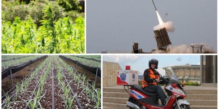 L'impact mondial de 70 ans d'innovation israélienne