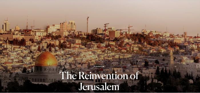 La renaissance de Jérusalem