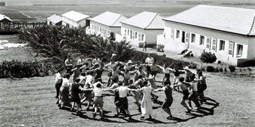 Et le kibbutz fut inventé la fabrique de l'utopie