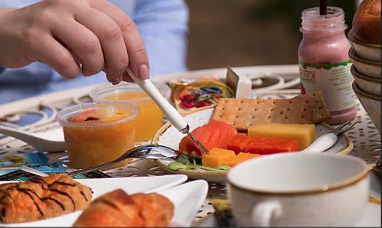 Un petit déjeuner par Kosher Booking