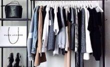 Garde robe capsule ou l'art de ne plus chercher quoi se mettre tous les matins