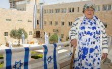 La dernière Juive de Peki'in allumera le flambeau du 70ème Jour de l'Indépendance d'Israël