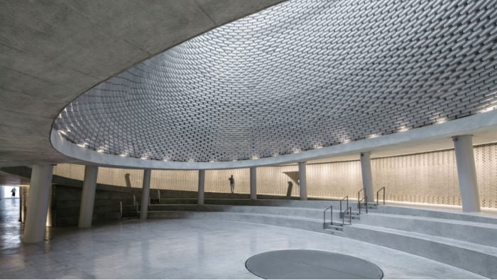 Israël: le nouveau mémorial du Mont Herzl, une merveille architecturale