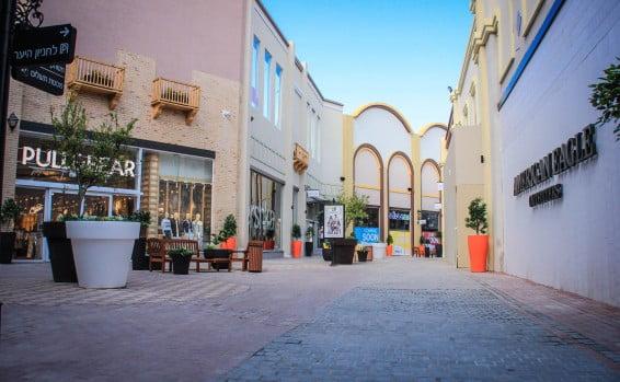 Ouverture à Hadera du plus grand complexe commercial d'Israël