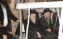 Israël: après la papa-mobile, voici la rabina-mobile