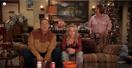 Roseanne Barr vient de signer une autre année de sa série TV, la reprise de Roseanne