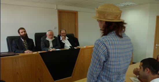 Conversion devant un tribunal rabbinique