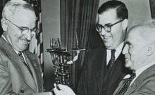 Une note révèle le combat de Truman pour la reconnaissance d'Israël