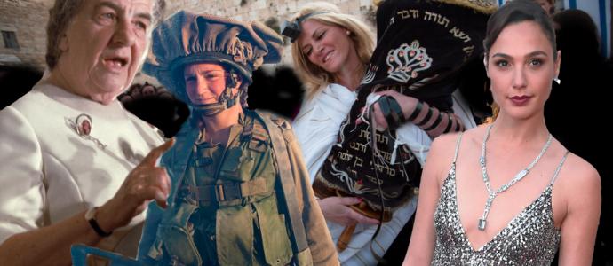 Ce que les femmes d'Israël et d'Occident ont appris les unes des autres en 70 ans