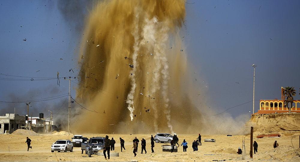Un avion israélien frappe des positions djihadistes à Gaza