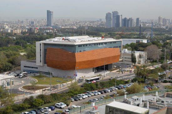 Le musée d'histoire naturelle de Tel Aviv