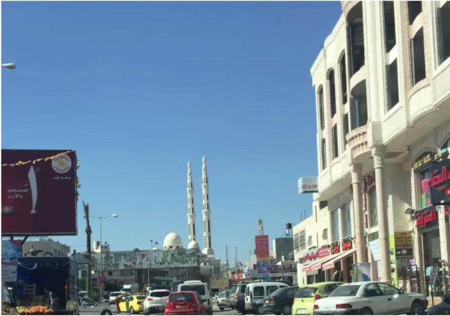 Abu Dis, la future capitale d'un futur Etat palestinien dans le futur