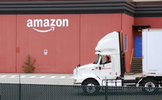 Centre de distribution Amazon au Canada. Bientôt en Israël?