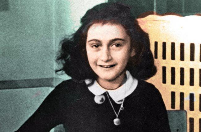 Des chercheurs restaurent des pages inédites du journal d'Anne Frank