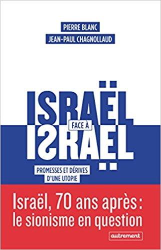 Israël 70 ans après le sionisme en question