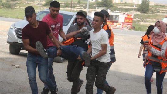 la volonté du Hamas de laisser ses civils blessés repartir sans soins