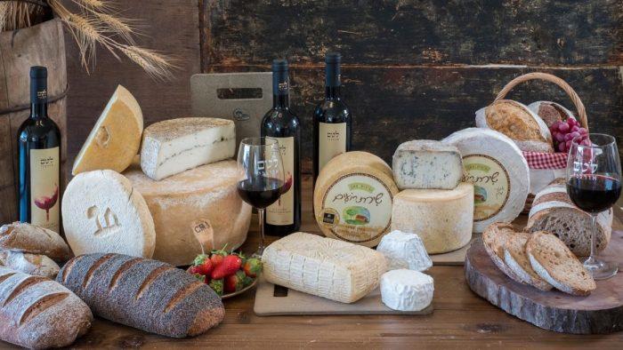 Israël: pour l'amour du fromage