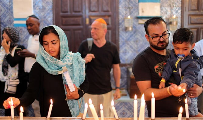 A Méron comme à Djerba, Lag Baomer attire des milliers de fidèles