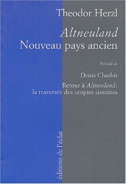 Retour à Altneuland de Denis Charbit