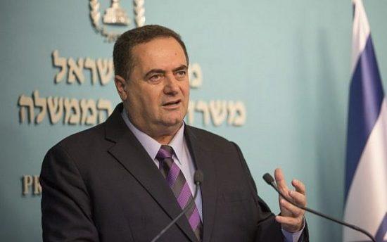 """Le ministre des Transports Yisrael Katz : 'Notre force réside dans notre unité"""""""