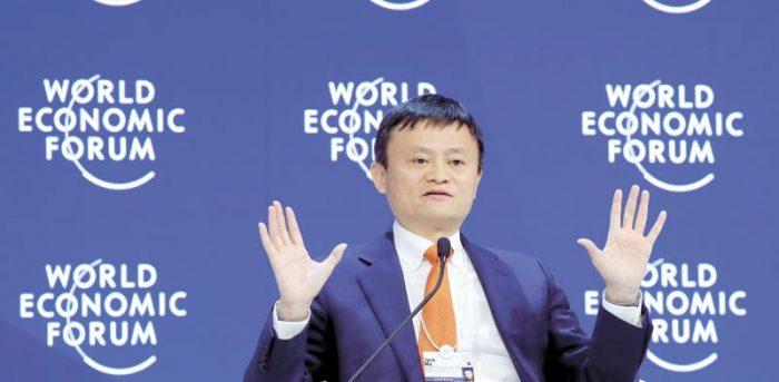 Le président d'Alibaba Jack Ma en Israël avec 35 cadres supérieurs