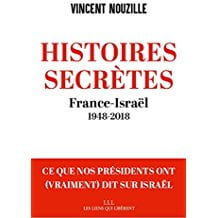 nouzille, histoire secrète france israel