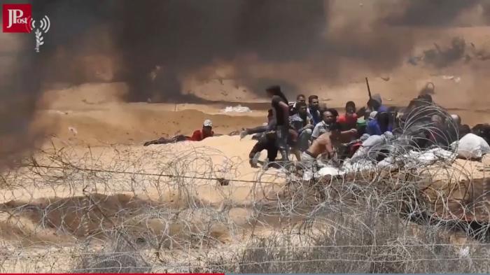 Les habitants de la frontière de Gaza parlent de la tension dans l'air