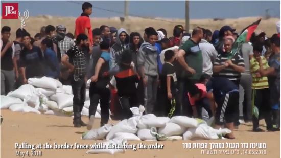 """""""Je préférerais que quelqu'un soit tué à la frontière plutôt que de pénétrer en Israël et dans nos communautés"""""""