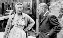 Les albums de Mère Castor (L'antisémitisme rampant de Simone de Beauvoir)