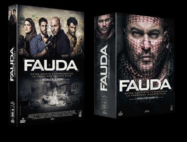 FAUDA série TV israèlienne saison 2