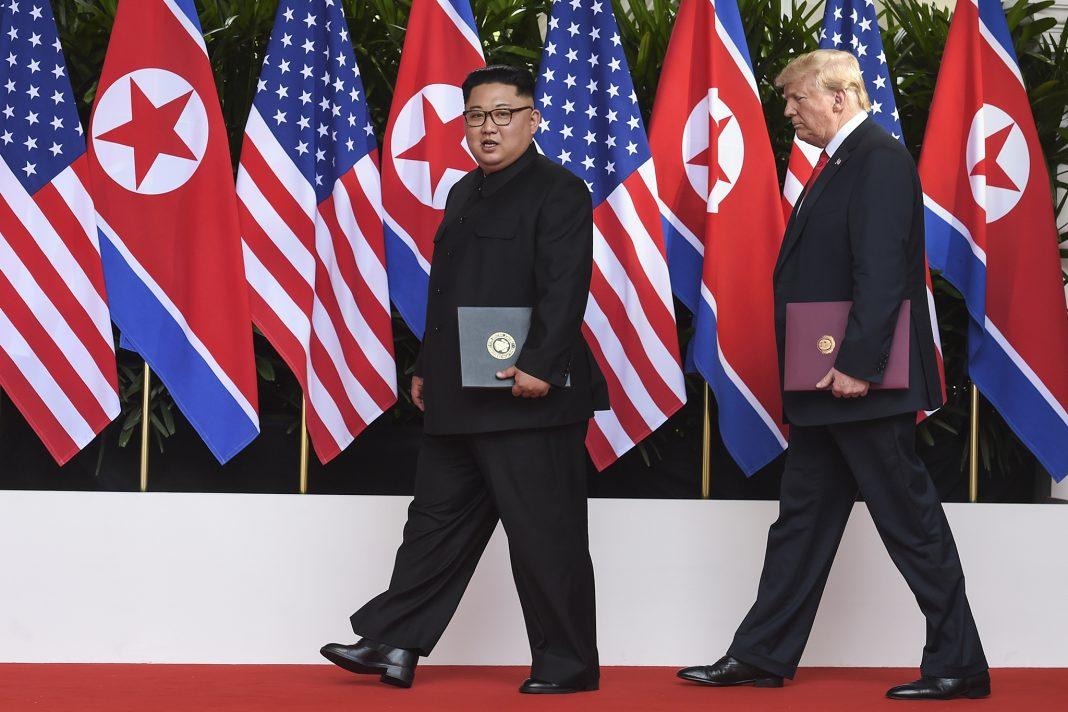 Scoop : aperçu des accords que Kim Jong Un et Trump ont signé