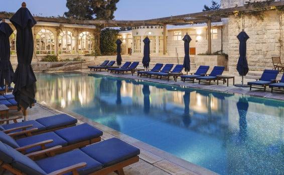 L'American Colony de Jérusalem élu meilleur hôtel de charme d'Israël